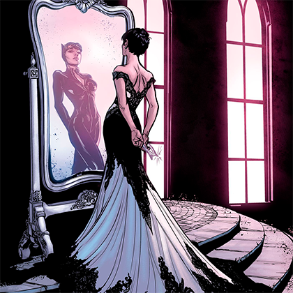 Catwoman-wedding
