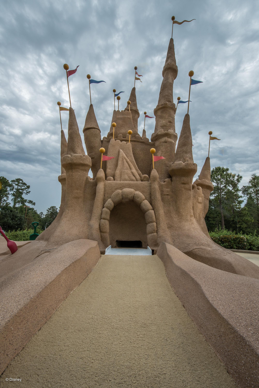 Minigolf at Walt Disney World