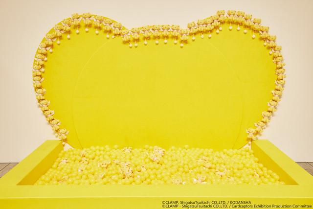 日本《庫洛魔法使特展》首度移展台灣,4/30感受小櫻魔法魅力! 秒殺底片!!小櫻概念服裝&章魚燒&台灣珍奶&小可造型球池華麗現身 04
