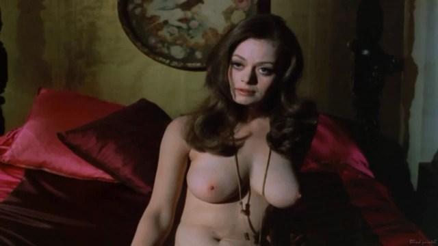 Lyn Yeldham, Nancie Wait Breasts, Bush Scene In Au Pair Girls