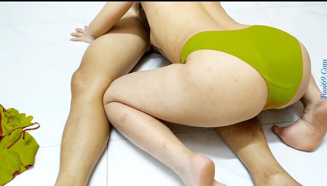 Clip: Bị Em gái ruột của Vợ hấp diêm toàn tập khi đang ngủ =))