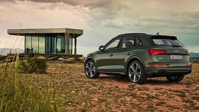 Audi Q5 II Restyling (2020) 24
