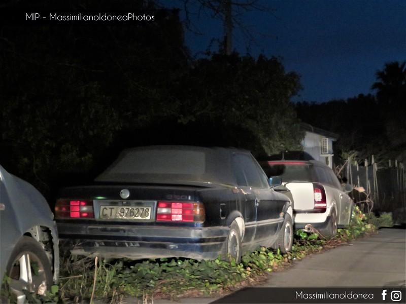 Auto Abbandonate - Pagina 10 Bmw-E30-Cabriolet-2-0-129cv-91-CT976278