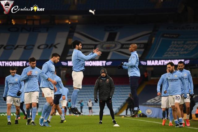 Rekrut Ilmuwan Roket, Performa Manchester City Terus Melesat