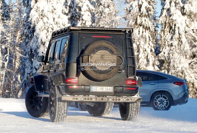 2017 - [Mercedes-Benz] Classe G II - Page 10 912025-AA-13-FD-454-E-B4-BF-9165-D4594155