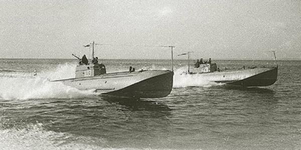 Torpedo boat G-5