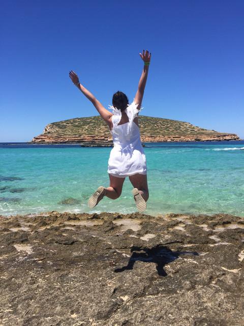 Cala Comte ad Ibiza