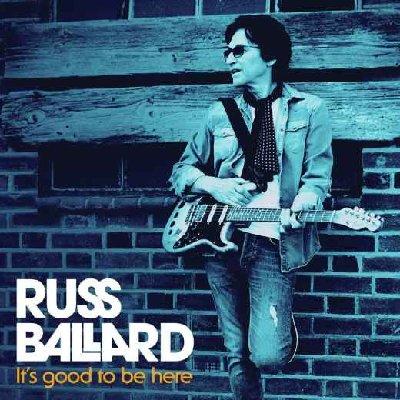 Russ Ballard - It's Good to Be Here (2020) mp3 320 kbps