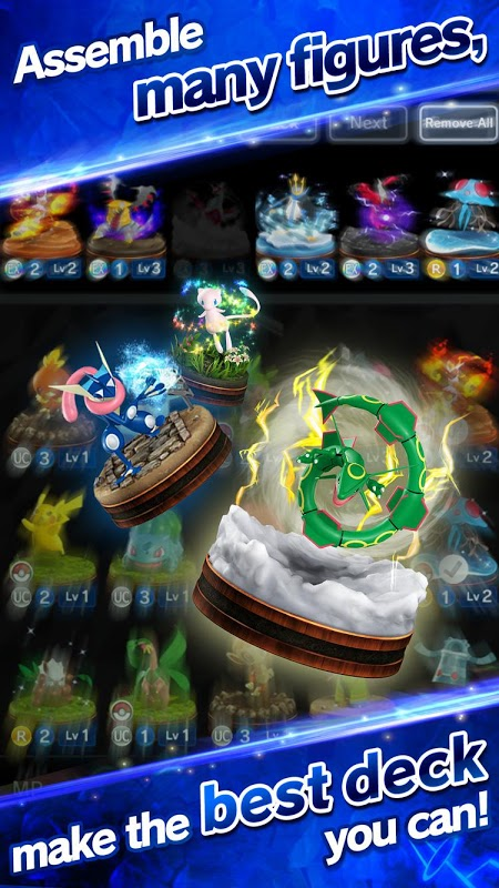 Pokémon Duel (MOD, Win all the tackles)