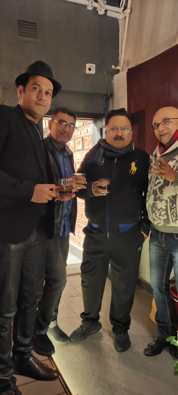 cigar and rum event