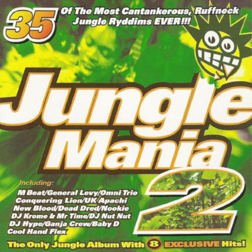 VA - Jungle Mania 2 1994