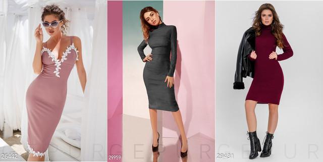 С чем сочетать платье миди: верхняя одежда, обувь, аксессуары