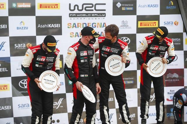 TOYOTA GAZOO Racing réalise un superbe doublé au Rallye d'Italie  Wrc-2021-rd-5-297