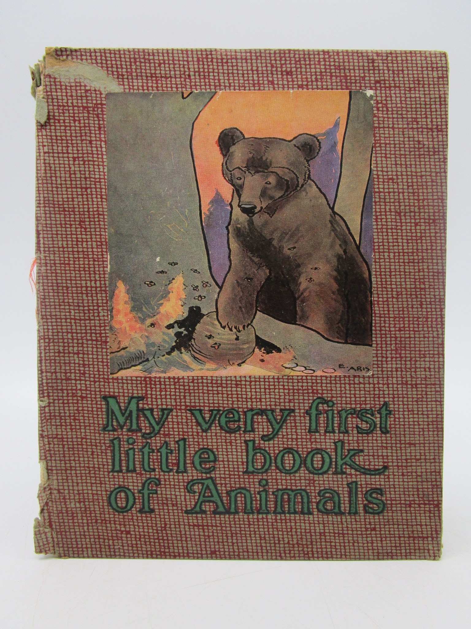 Image for My Very First Little Book of Animals