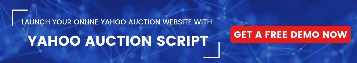 Yahoo Auction Script