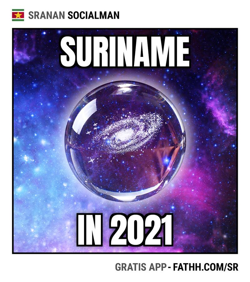 Sranan Socialman : Lukuman 2021