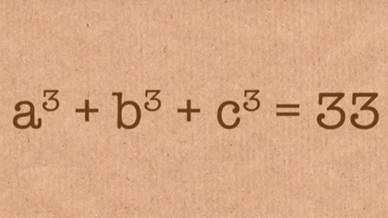 Solucionan el diabólico acertijo matemático que no ha podido ser resuelto en 64 años