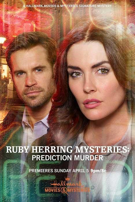 Ruby-Herring-Mysteries-Prediction-Murder-poster
