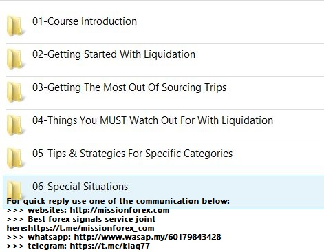 Image1 The Selling Family - 5 Courses Bundle