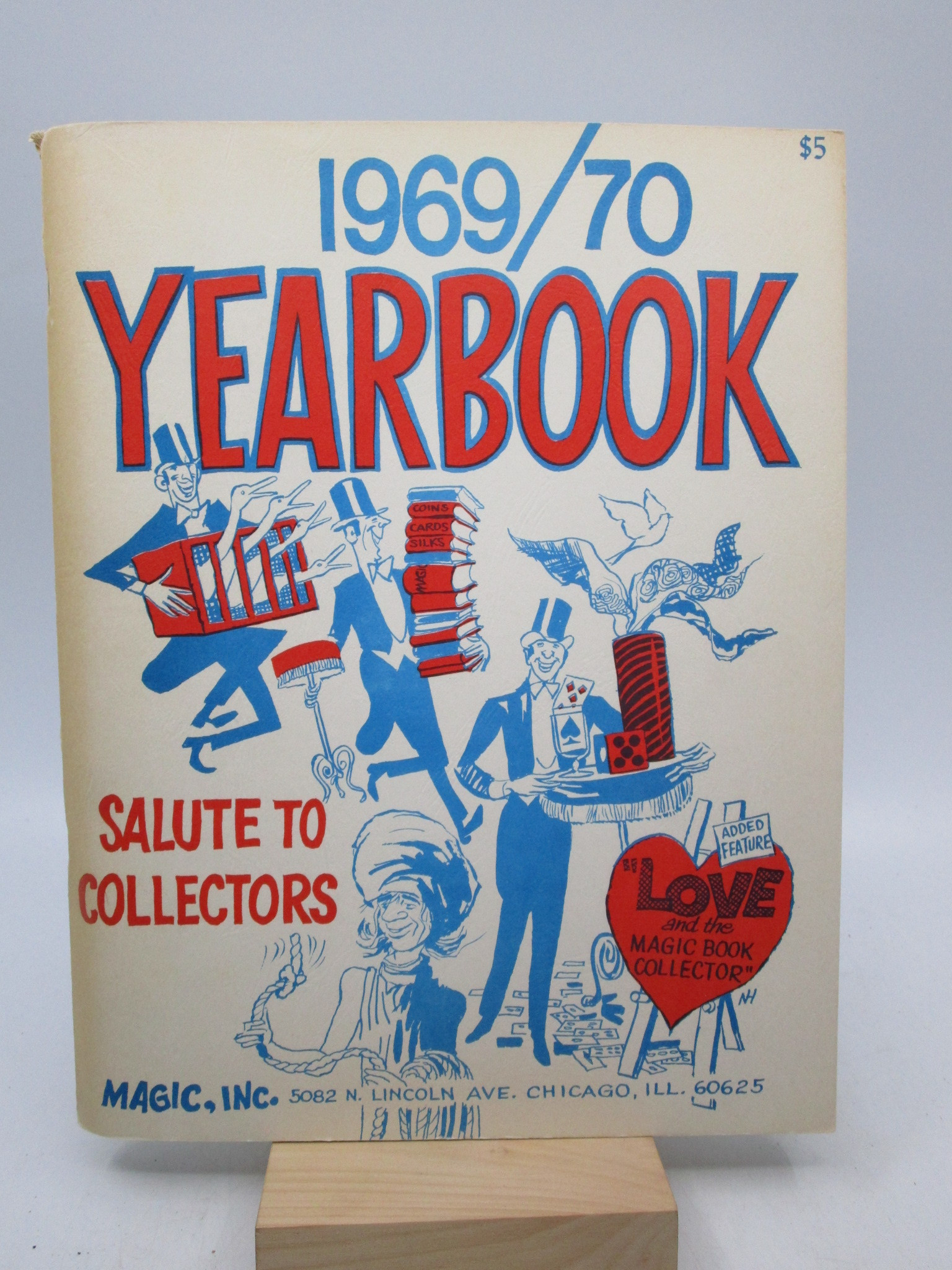 Image for Year Book 1969-70