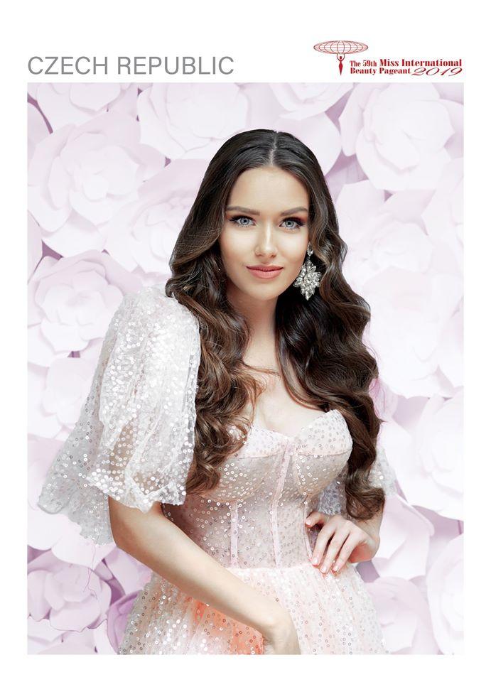 Round 31st : Miss International 2019 3