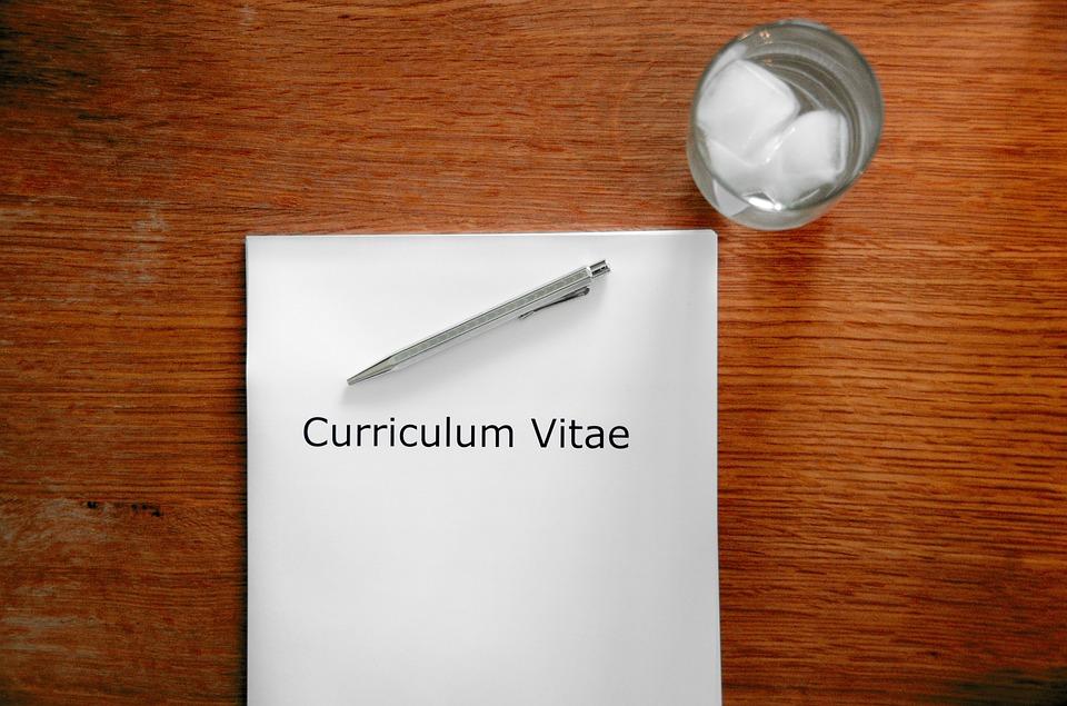 que datos poner en el curriculum vitae