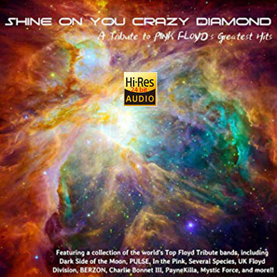 Shine On You Crazy Diamond – A Tribute To Pink Floyd's Greatest Hits (2018)