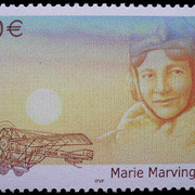 timbre marie marvingt 2