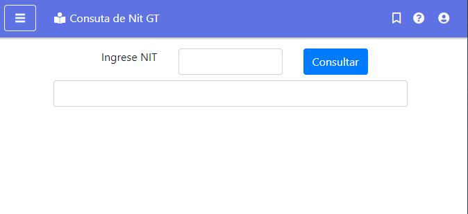 ConsultaNit