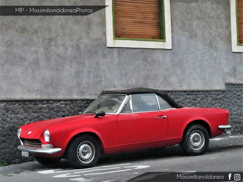 avvistamenti auto storiche - Pagina 13 Fiat-124-Sport-Spider-1-4-88cv-67-CT167246-2