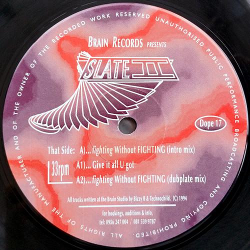 Bizzy B & Technochild - Slate II 1994