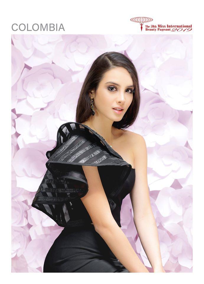 Round 31st : Miss International 2019 8