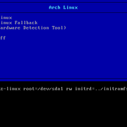 Virtual-Box-Arch-i3-boot-dopo-tab