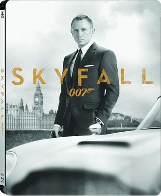 Agente 007 - 23 - Skyfall (2012) FullHD 1080p BDrip HEVC DTS ITA + AC3 ENG