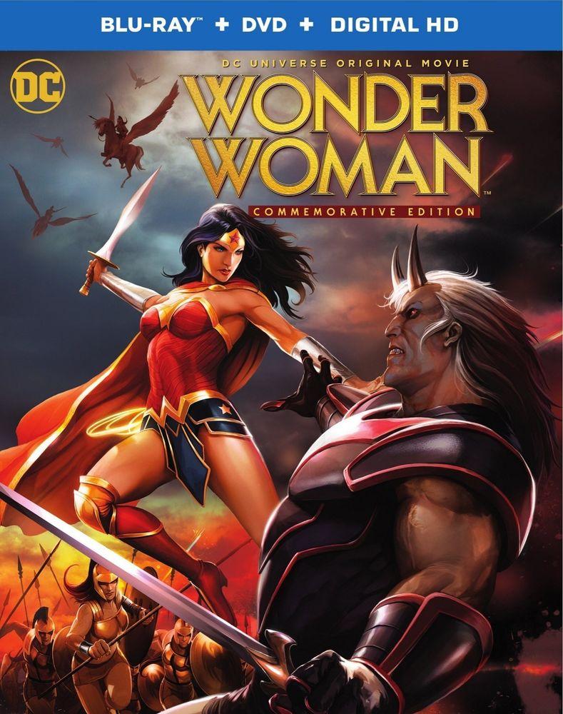 Wonder Woman (2009) 1080p BD25 Multi Audios & Subs