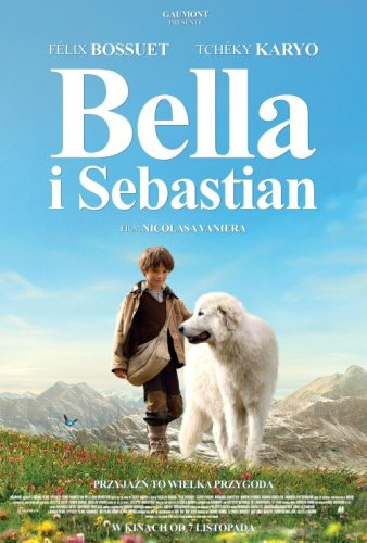 Bella i Sebastian / Belle et Sébastien (2013) PLDUB.BRRip.XviD-GR4PE | Dubbing PL