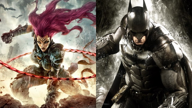 DARKSIDERS III & BATMAN: ARKHAM KNIGHT Are Currently Free To PlayStation Plus Subscribers