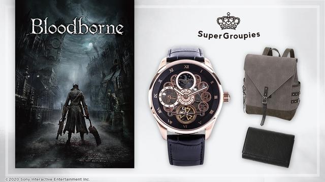 SuperGroupies x《血源詛咒》聯動新品公佈,預定於2021年2月上旬發貨。 Image