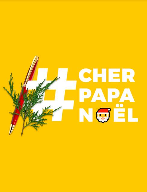 #CherPapaNoël