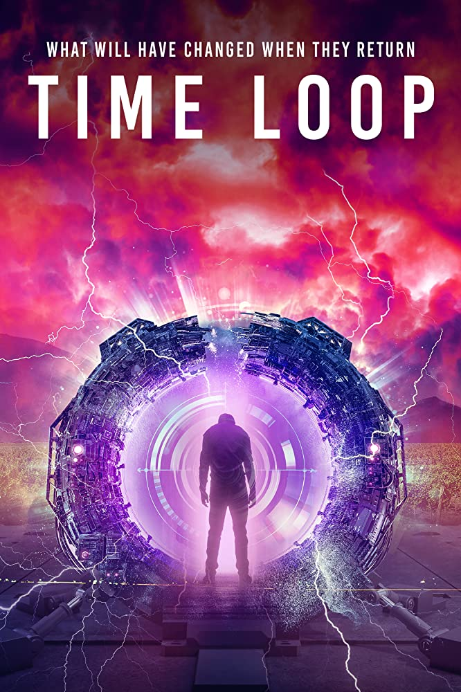 Time Loop 2020 English 720p HDRip 800MB | 350MB Download