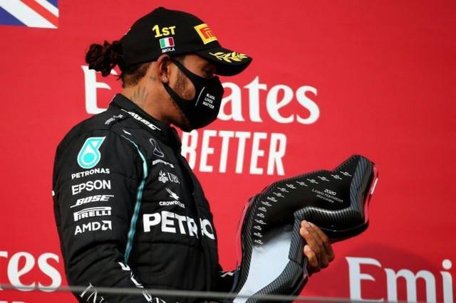 F1 GP Émilia Romagna 2020 : Vitoire Lewis Hamilton, le titre pour Mercedes 1067146