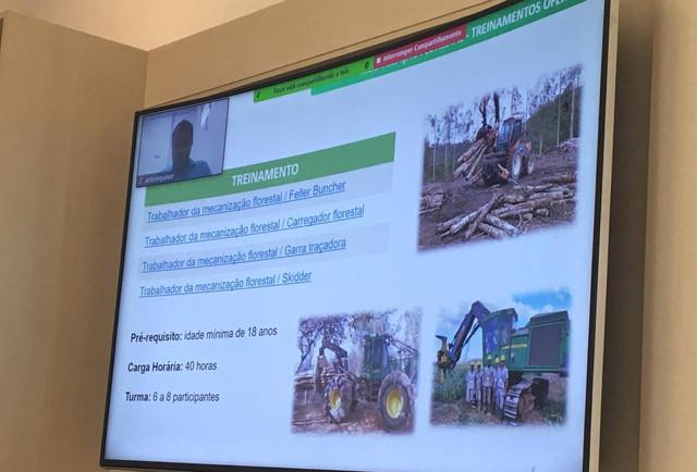 SENAR MINAS apresenta ações para a silvicultura em webconferência para empresários do setor