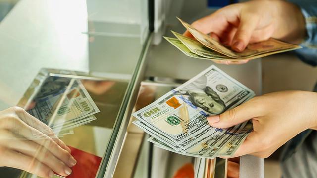обмен валют в обменнике фото