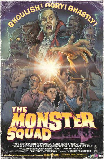 Łowcy potworów / The Monster Squad (1987) PL.AC3.DVDRip.XviD-GR4PE | Lektor PL