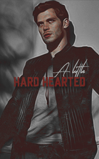 Oooh I don't wanna be Hard Hearted ▲ Eden Edenat