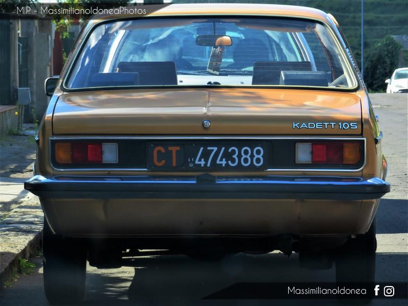 avvistamenti auto storiche - Pagina 40 Opel-Kadett-S-1000-CT474388-5