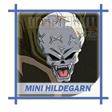 Mecánica de Tapioland [Conviértete en un Héroe] Mini-Hildegarn
