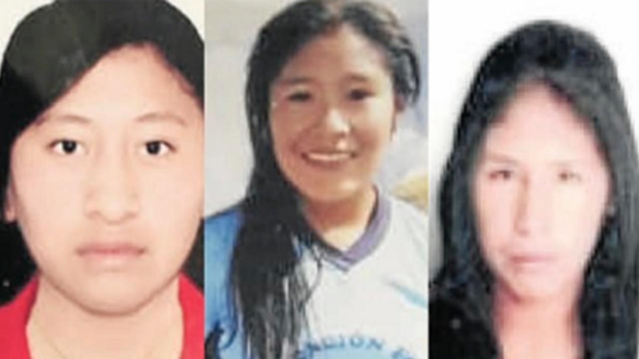 La Policía busca a tres posibles víctimas de trata de personas en la región