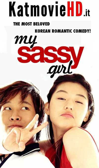 My Sassy Girl (2001) 720p NF Web-DL (Korean) English Subs Korean: 엽기적인 그녀, romanized: Yeopgijeogin Geunyeo | Netflix