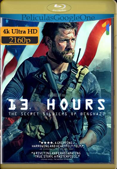 13 horas: Los Soldados Secretos de Bengasi (2016) [2160p 4K UHD [HDR]] [Latino-Inglés] [GoogleDrive] – Wolf Levine